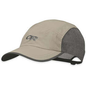 Outdoor Research Swift Gorra, khaki/dark grey